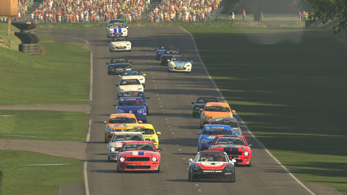 iRacing 2020 Season 4 Patch 5 Released