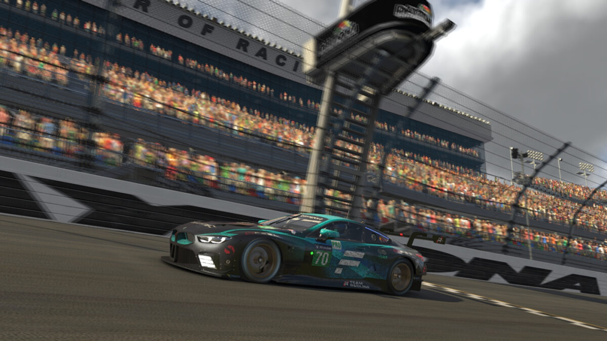 Different teams have won each round of the 2020 iRacing BMW SIM 120 Cup Season 2