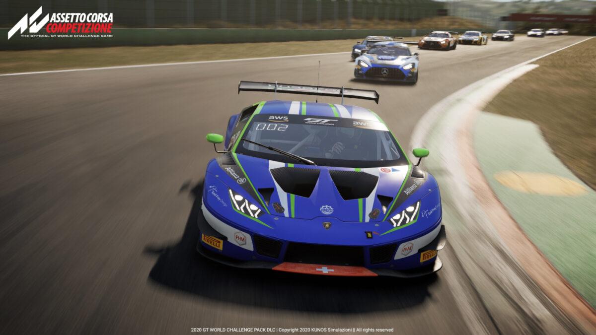 Assetto Corsa Competizione Hotfix V1.6.1 Out Now