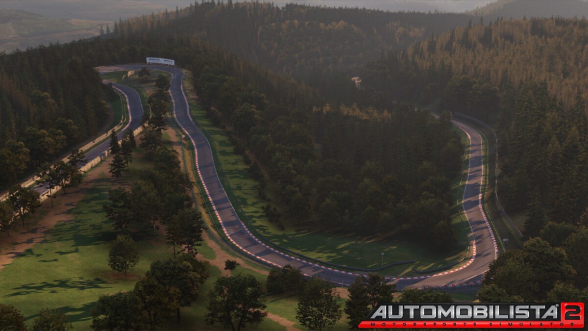Automobilista 2 V1.0.5.5 and Nurburgring Pack DLC are both available now