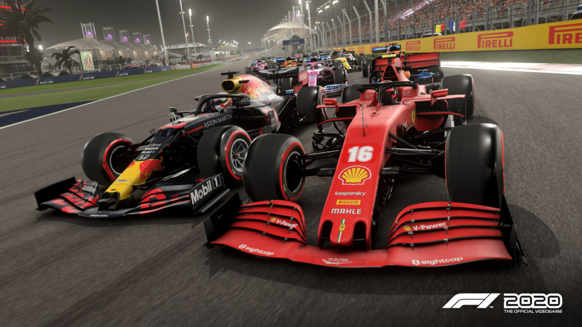 F1 2020 Free Trial Version Available On Consoles