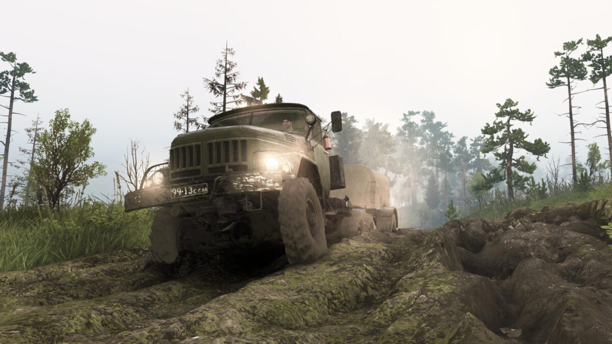 Check out the full official Spintires truck list