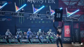 Monster Energy Supercross 4 Coming For March 2021