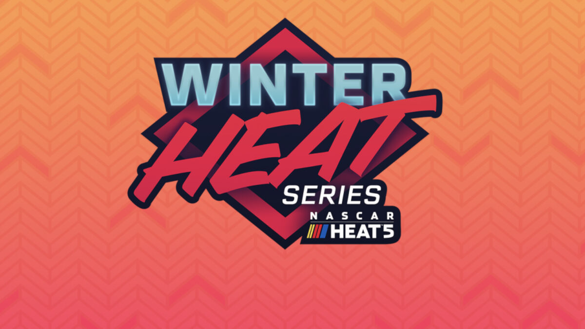 The new Winter Heat series for NASCAR Heat 5 has a $47,000 prize pool