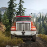 SnowRunner adds the new Western Star 49X as DLC