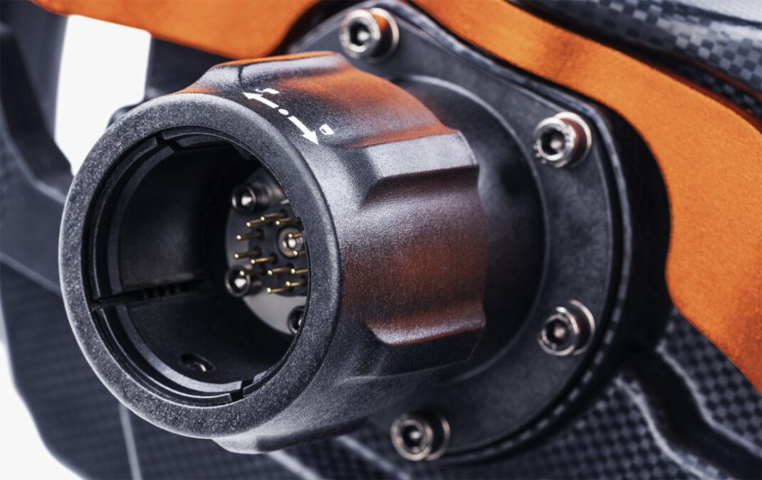 Fanatec CSL Elite Steering Wheel McLaren GT3 V2
