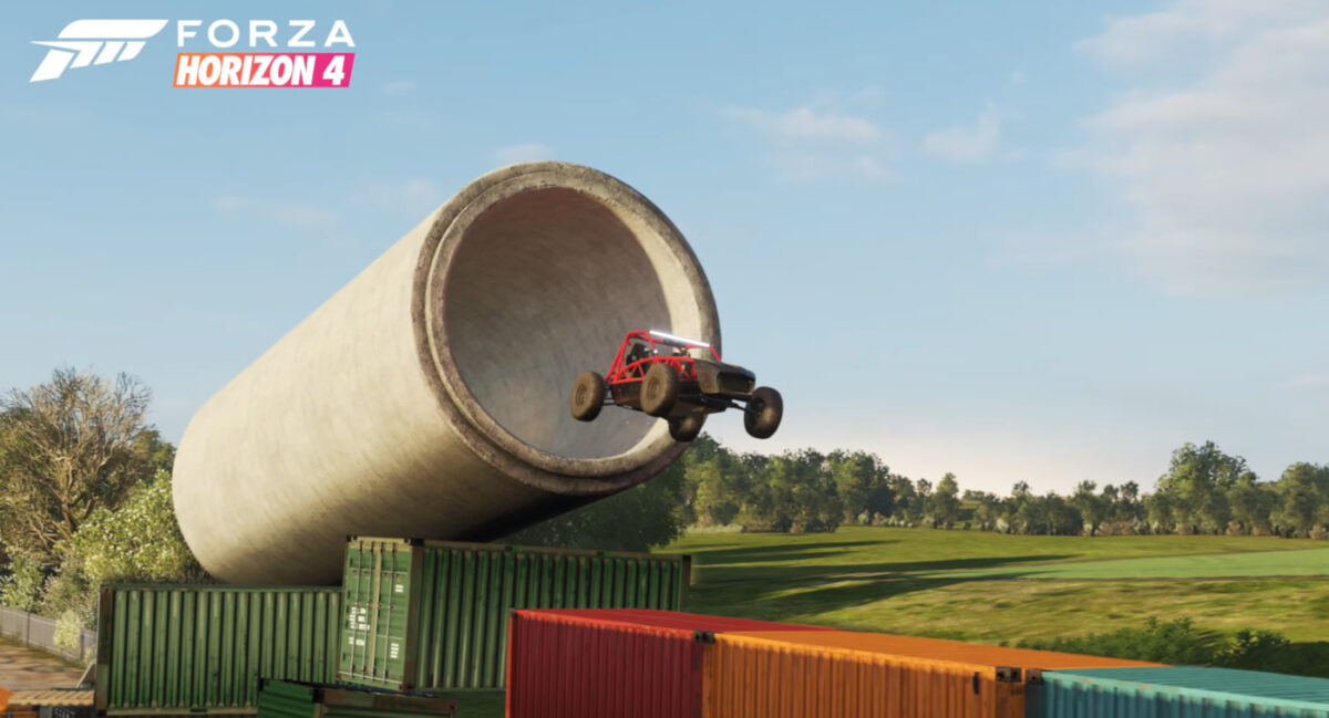 The Forza Horizon 4 Super7 Mode and Series 30 Update are out now...
