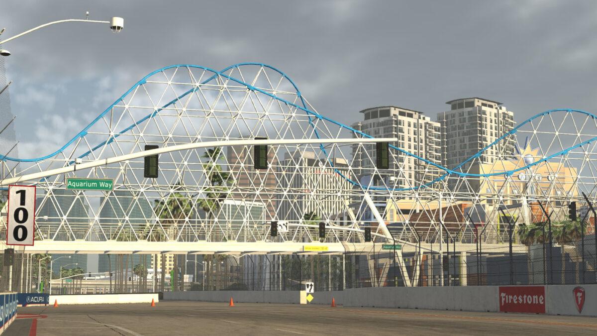 Long Beach Arrives with iRacing 2021 Season 1