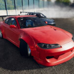 The new Drift21 update adds online multiplayer to the game