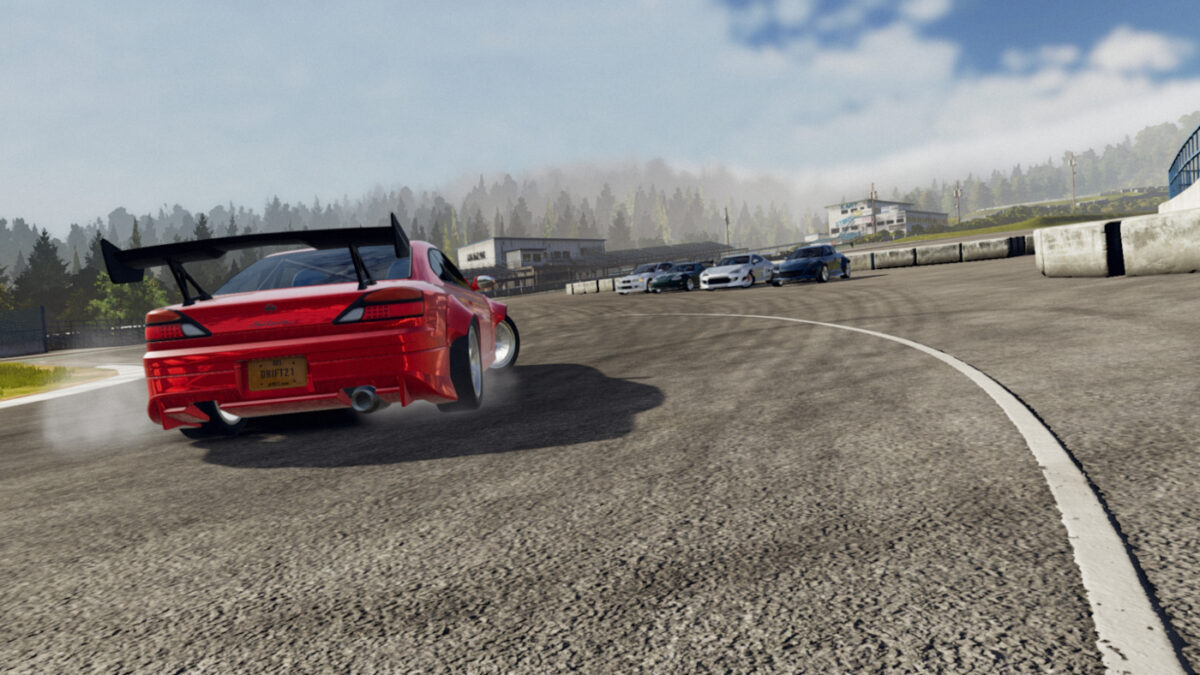 It's just the start, as the new Drift21 update adds online multiplayer to the game