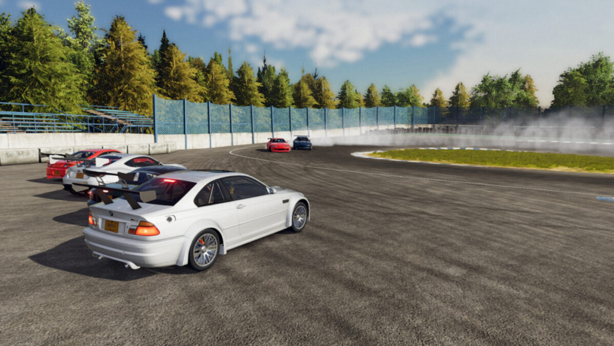 You can finally show off your drifting skills in front of online friends or rivals in Drift21