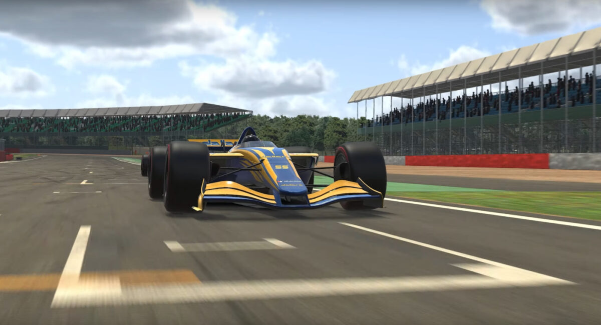 The new fictional iRacing Dallara iR-01 will be the premier open-wheeler from 2021 Season 1