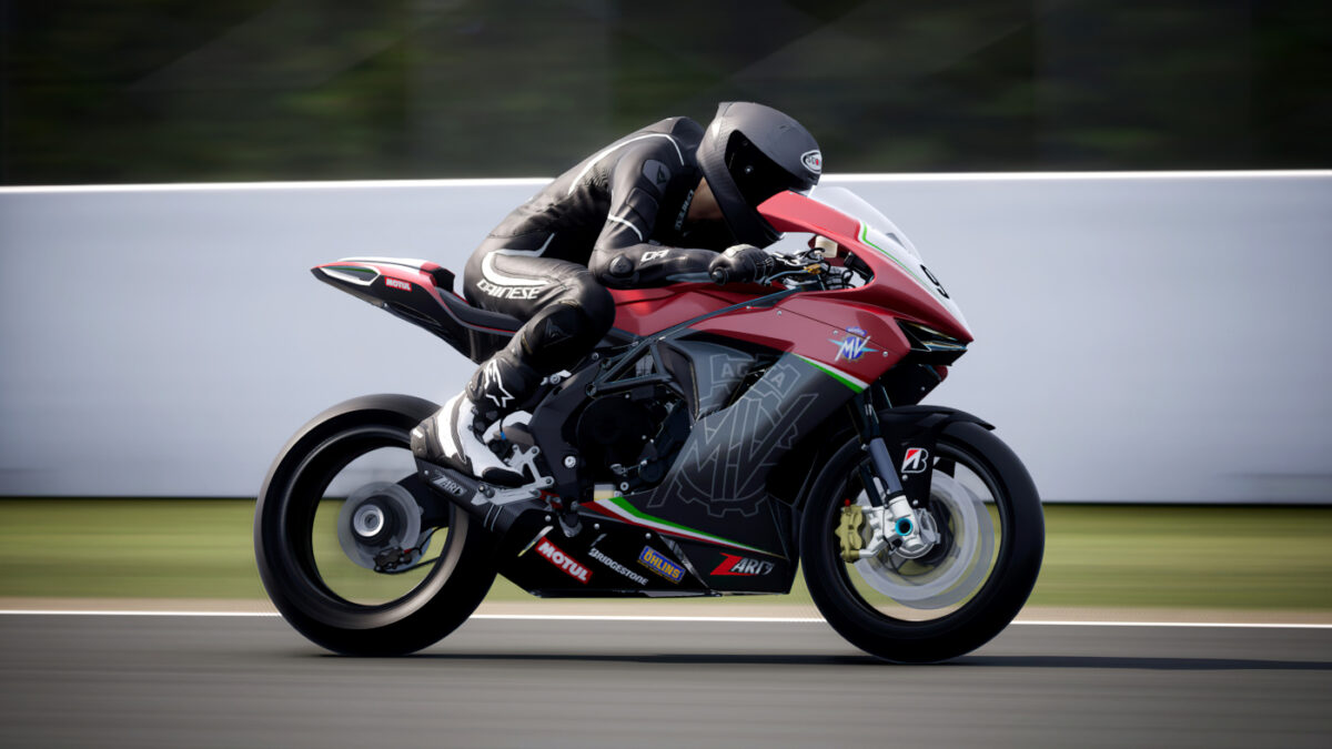 Exotic, Italian, and included in the RIDE 4 Sportsbikes 101 DLC Pack. The 2019 MV Agusta F3 675 Racing Modified