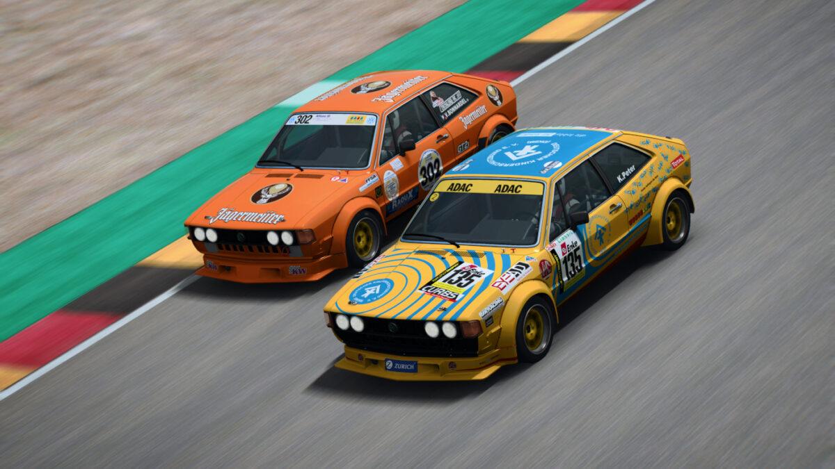 RaceRoom To Add The Volkswagen Scirocco Group 2