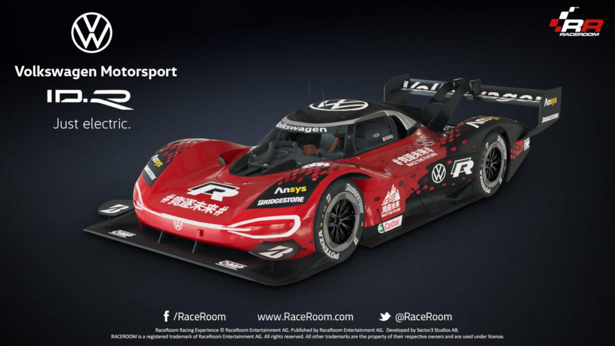 RaceRoom Adds The Volkswagen ID.R In December 2020
