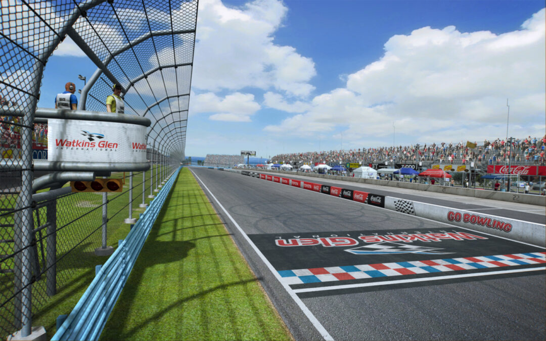 Watkins Glen International will be a popular new addition to the circuits available in RaceRoom
