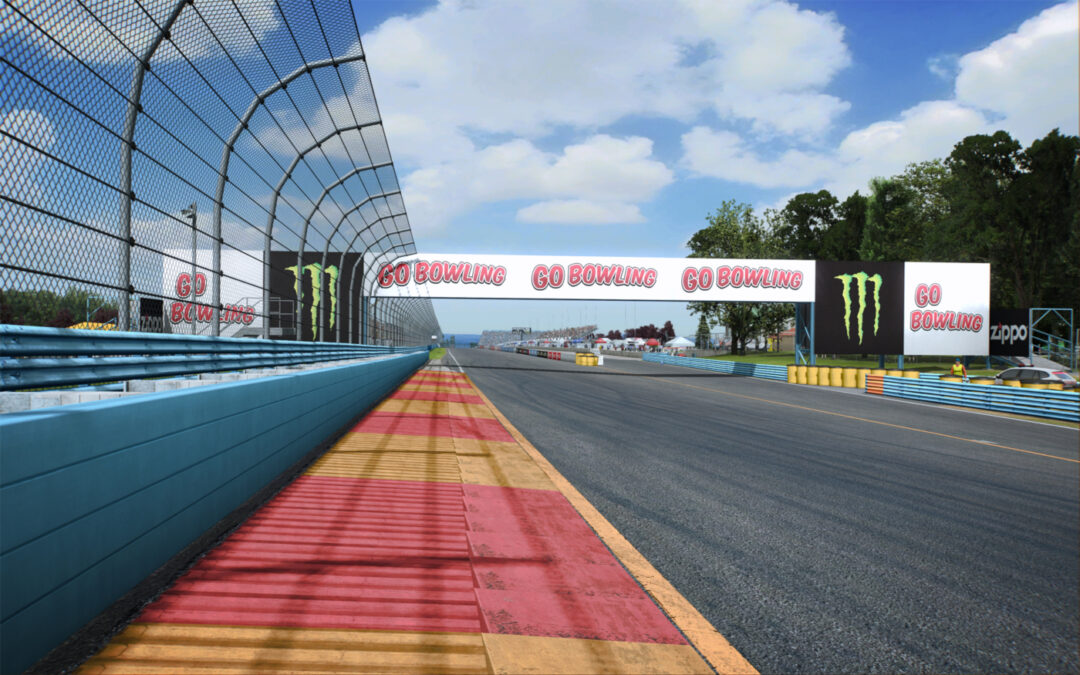 With Watkins Glen announced for RaceRoom in December, it'll suit many of the classic racing cars available in the sim