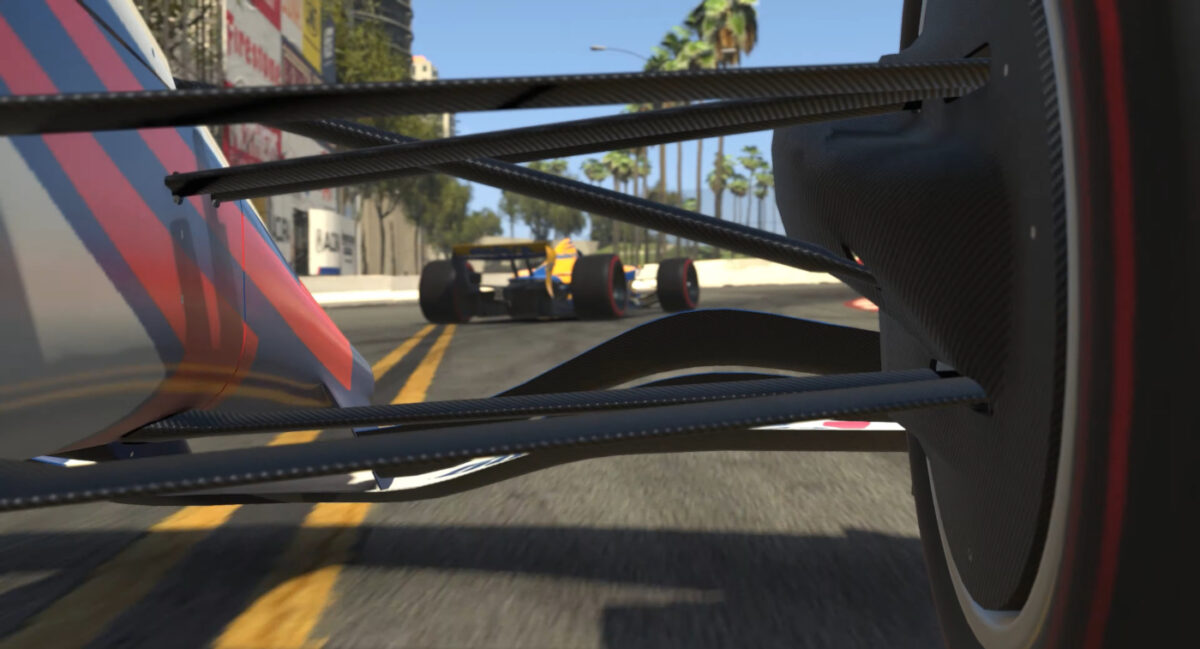 Check out the iRacing 2021 Season 1 Build Release Notes