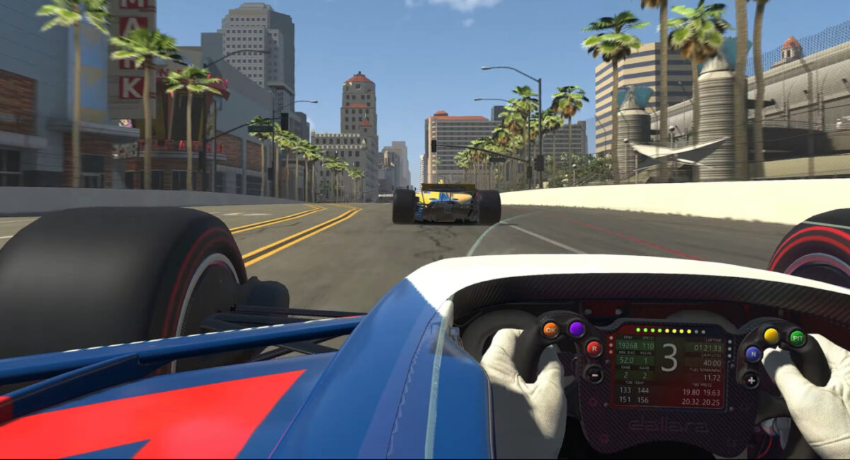 The Dallara iR-01 is just one example in a whole host of new and updated cars in the iRacing 2021 Season 1 Build release notes