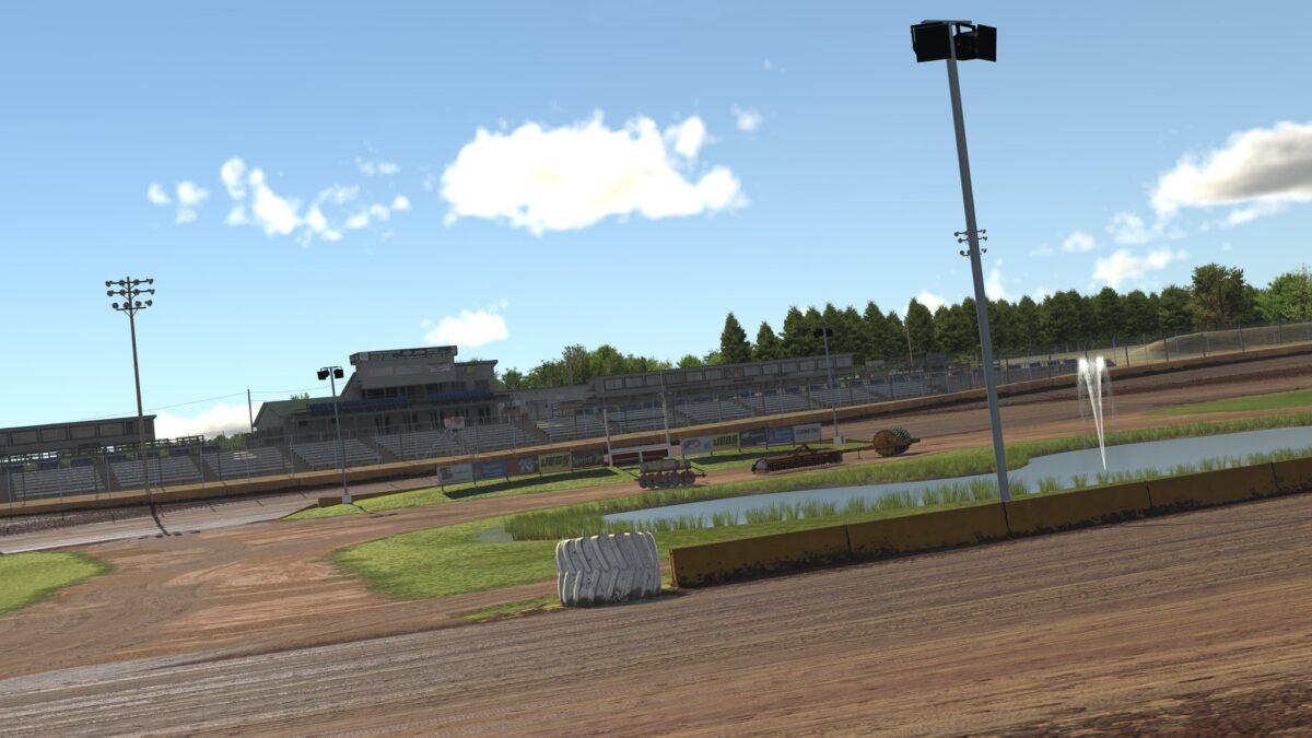 Cedar Lake Speedway joins iRacing for 2021 Season 1