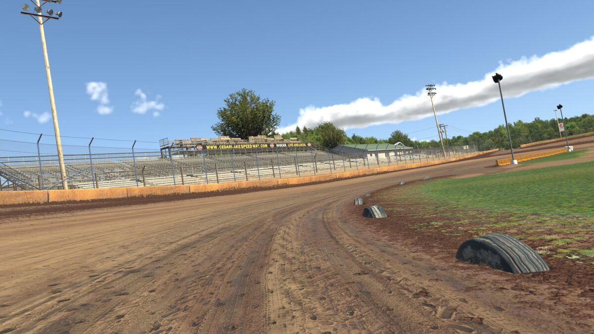 Are you ready for the challenge of Cedar Lake Speedway?
