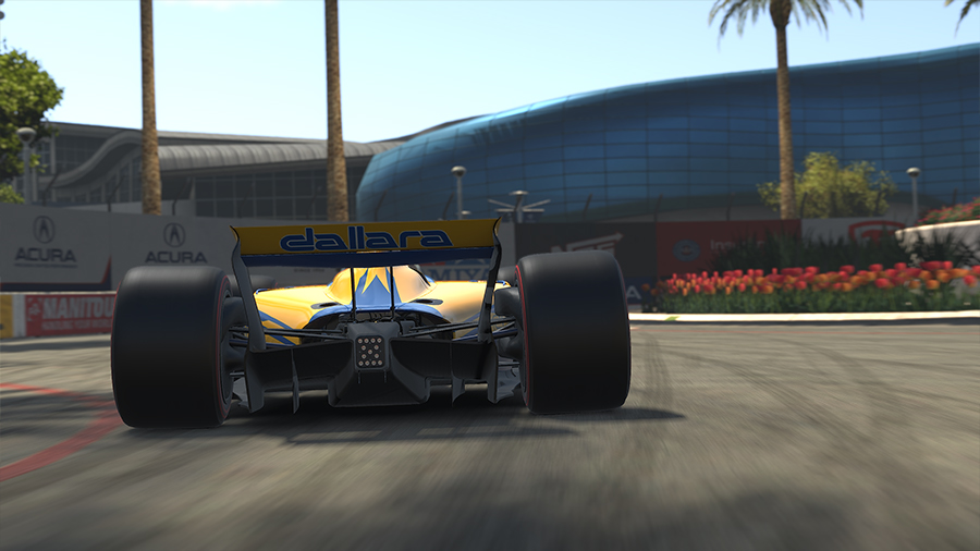 iRacing Dallara iR-01 Announced