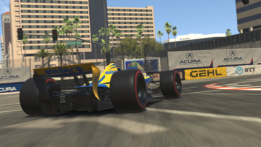 New Fictional iRacing Dallara iR-01 Announced