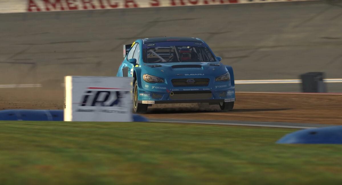 iRacing adds Brands Hatch and Charlotte Rallycross Tracks