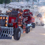 Crossout Update 0.12.30 Snowstorm adds a Christmas event, rewards and more...