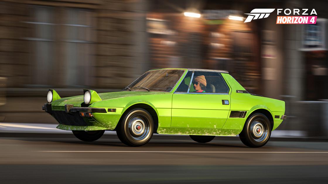 The Forza Horizon 4 Series 30 Fiat X1/9