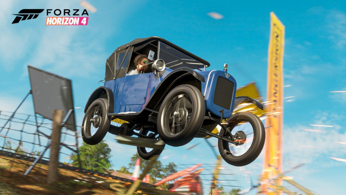 The Forza Horizon 4 Super7 1924 Austin Seven