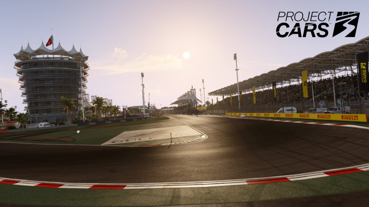 Project CARS 3 Update 3 adds the Bahrain Circuit free for all players, plus a long list of fixes and improvements...