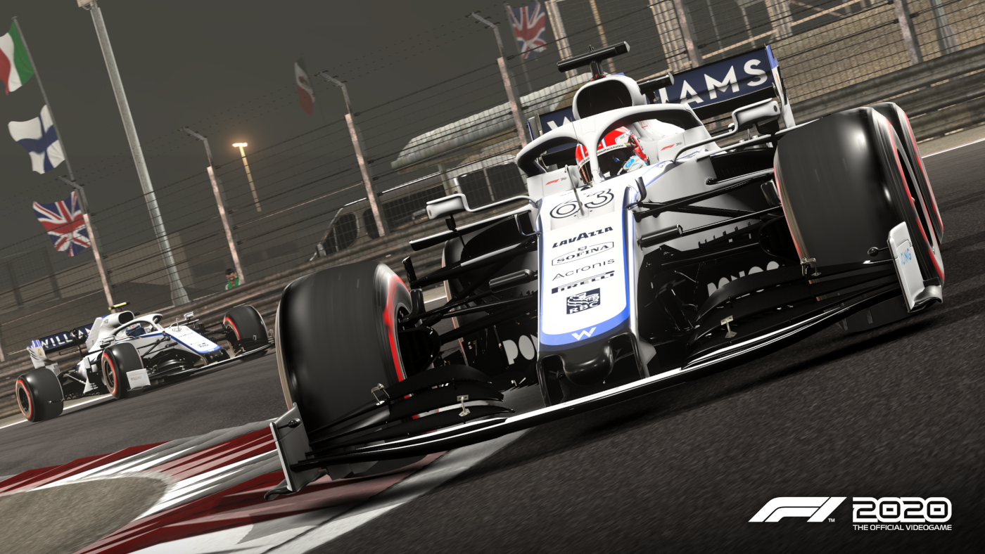 F1 2020 Patch v1.15 Out Now