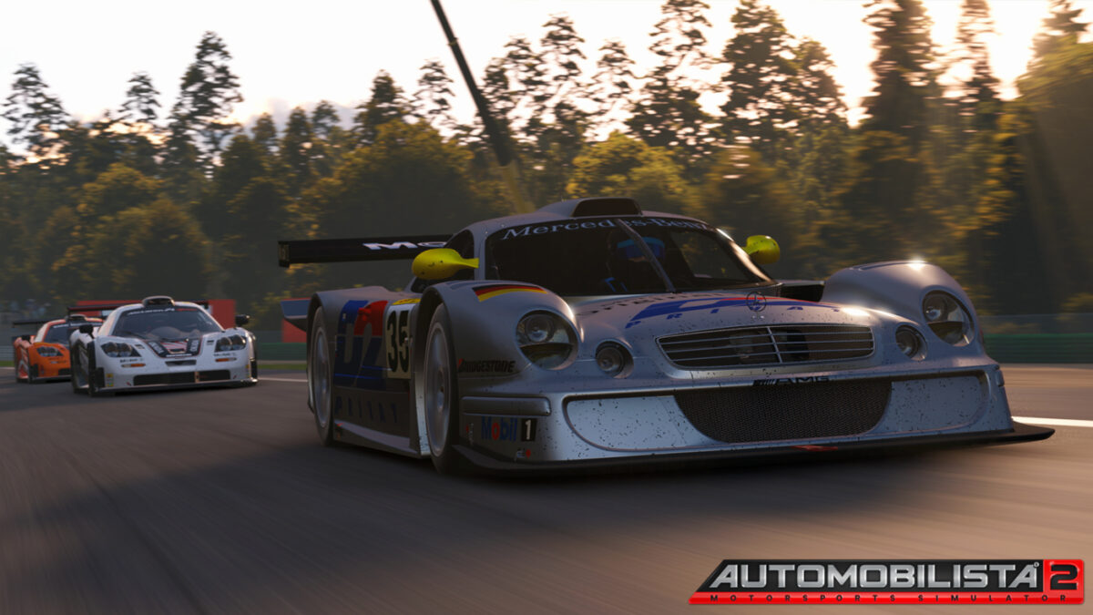 Automobilista 2 Update V1.1.0.0 and Hotfix V1.1.0.1 released