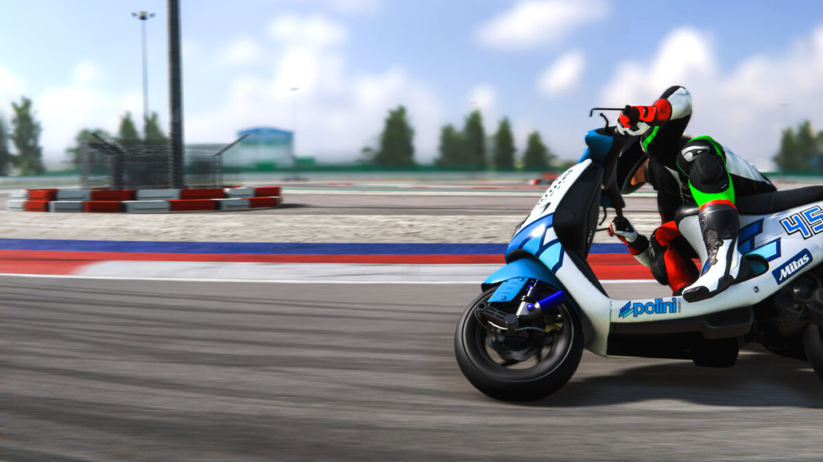 Bike Sim Experience Becomes TrackDayR And Joins Steam