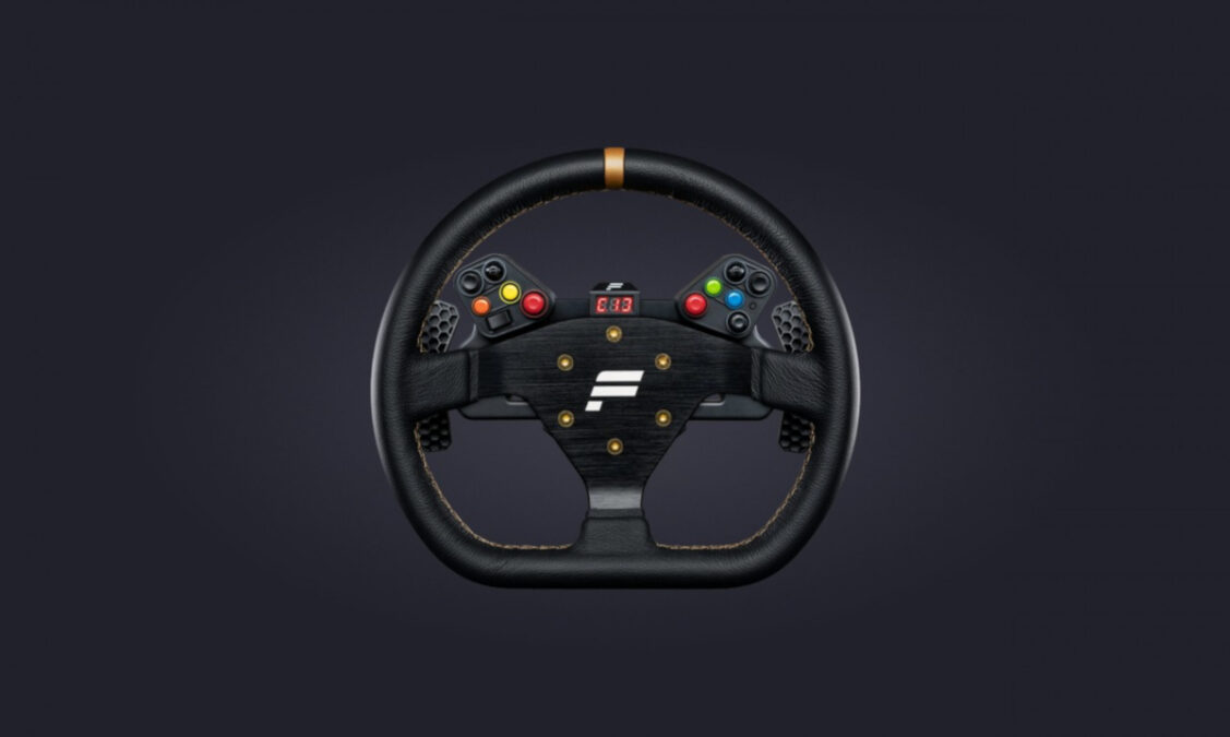 The Fanatec CSL Universal Hub will fit a wide range of wheels...