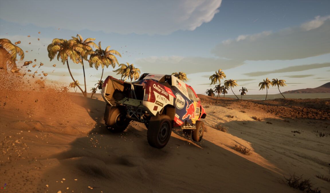 The classes of the actual Dakar rally should once again appear in Dakar 21