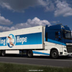 Take part in the Hauling Hope Event in ATS and ETS 2