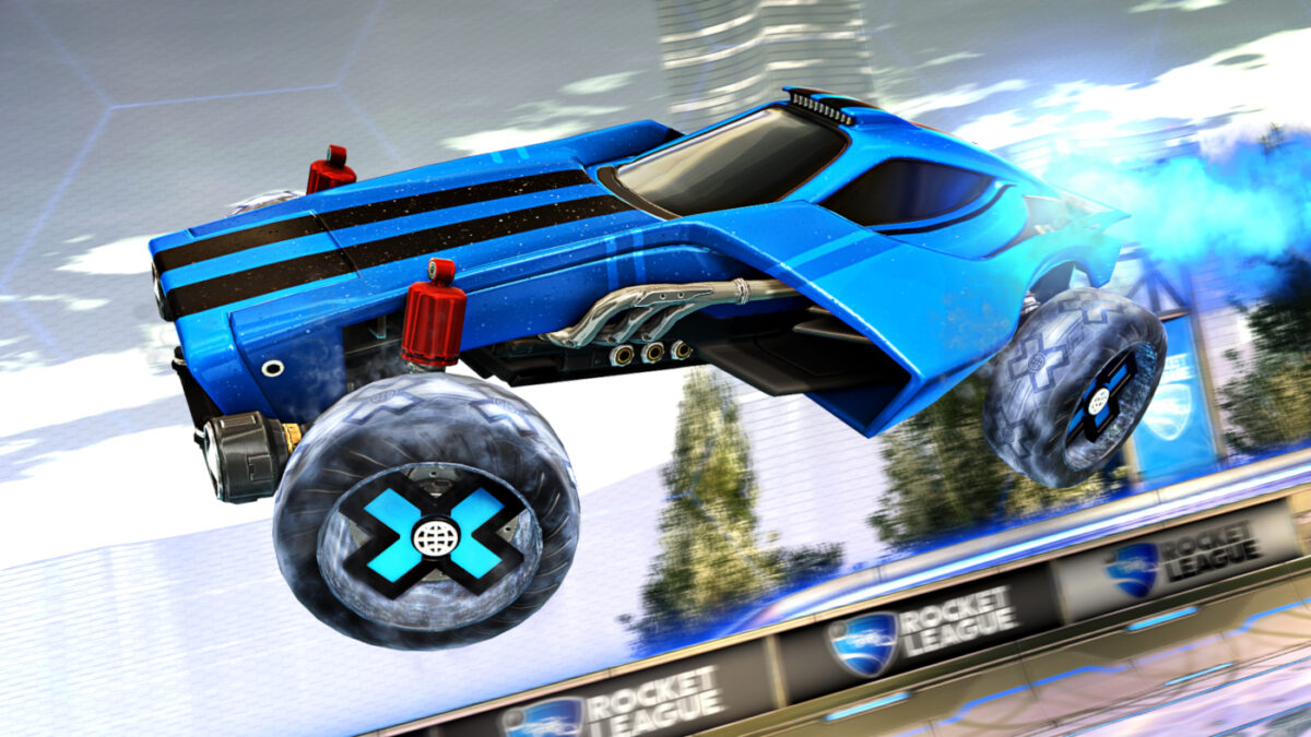Special X Games 2021 wheels will be available to purchase in Rocket League