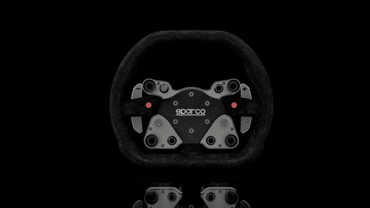 The Sim-Lab P310 BOX-1 Sim Racing Wheel