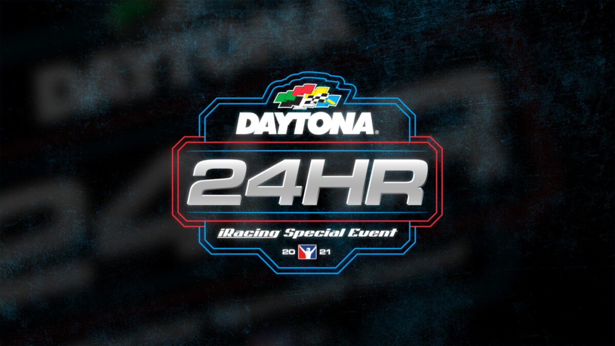 The 2021 iRacing 24 Hours of Daytona