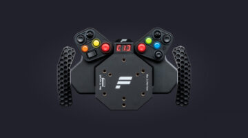 The more affordable new Fanatec CSL Universal Hub