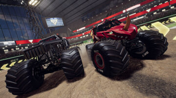 Monster Jam Steel Titans 2 Announced