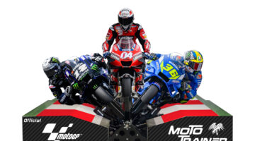 Official MotoGP Moto Trainer Simulator Announced