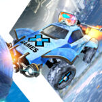 Rocket League 2021 X Games Aspen Limited Edition Items
