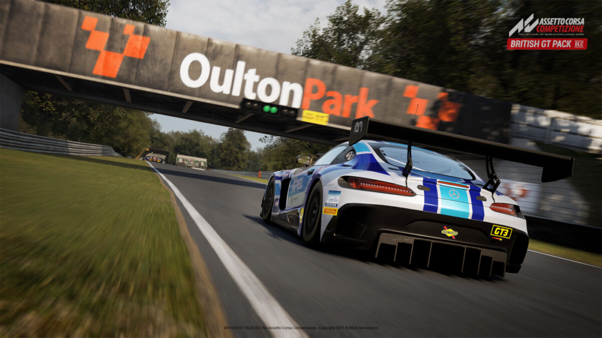 The ACC British GT Pack DLC Is Arriving On February 10th