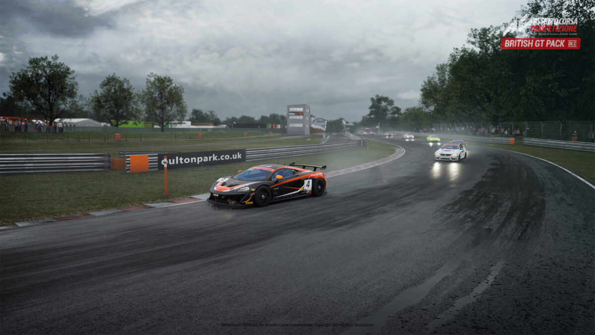Oulton Park looks great in the screenshots released so far...