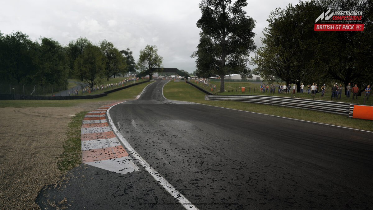 One of the best, and most challenging circuits in the UK arrives in Assetto Corsa Competizione