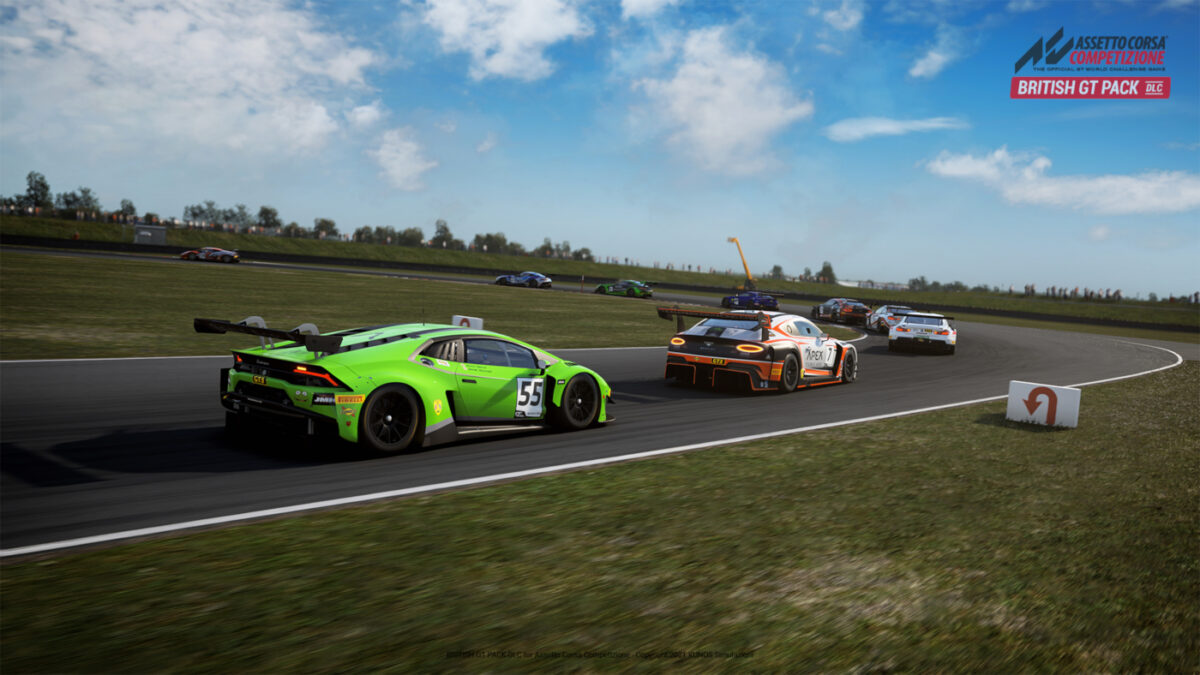 ACC British GT Pack Donington and Snetterton Preview Images