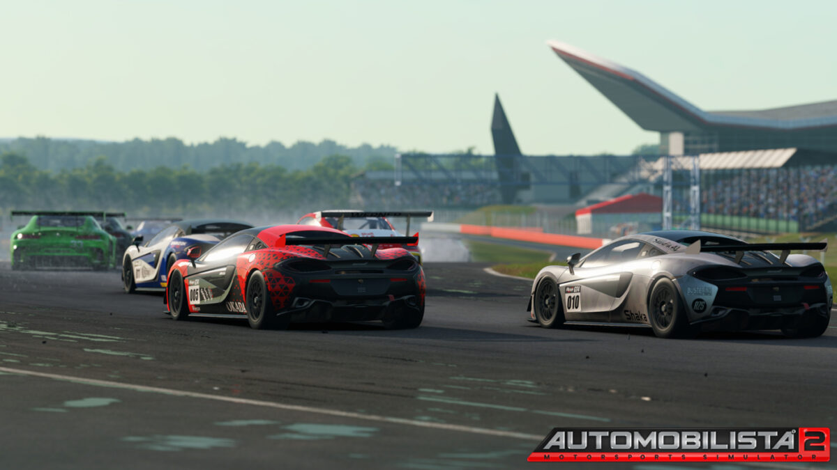 Automobilista 2 Hotfix V1.1.1.1 is available to download and install